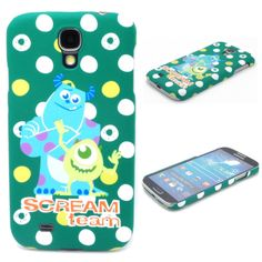 Amazon.com: Authentic 86Hero Monster University Sulley & Mike Case for Samsung S4 IV i9500 - Sulley and Mike: Electronics