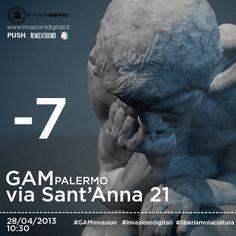 -7 alla #GAMinvasion! #Palermo #invasionidigitali #liberiamolacultura