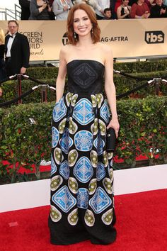 Ellie Kemper aux SAG Awards 2016