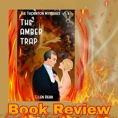 "Pauline Reid (New Zealand 🇳🇿) on Instagram: ""@ellenreadauthor #bookreview .... This time when we open The Thornton Mysteries, The Amber Trap, we are introduced to another lot of family…"" Book Reviews, New Zealand, Books To Read, Amber, Mystery, Reading, Instagram, Reading Books, Ivy"