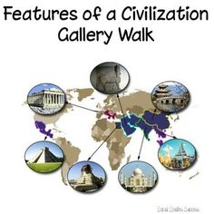 Features of a Civilization by Social Studies Success | Teachers Pay Teachers