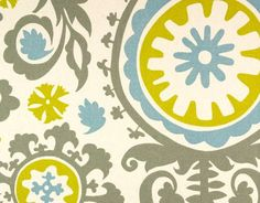 Wedding Blue Grey Natural Damask Table Runner by exclusiveelements, $16.00