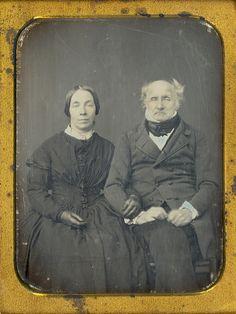 John Quincy Adams & Nurse or Daughter brought to you by dedeannasimplepleasures.blogspot.com