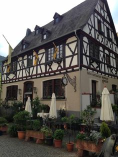 Weinhaus Weiler (Germany/Oberwesel) - Hotel Reviews - TripAdvisor