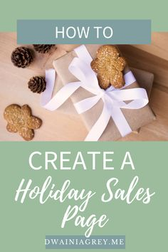A good sales page can make the difference between lacklustre earnings and a healthy dose of holiday sales. It's important that you take your time with this step and don't rush it. #salesfunnels #holidaysales #blackfriday #cybermonday #holidayplanner Affiliate Marketing, Online Marketing, Money Making Websites, Holiday Planner, Take Your Time, Countdown Timer, Blogger Tips, Holiday Sales, Business Website