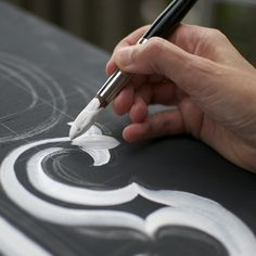 Inspiration: free hand design...