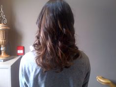 Balayage ombre done by our stylist