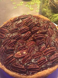 Amerikanischer, unwiderstehlicher Pekannuss Pie (Rezept mit Bild) | Chefkoch.de