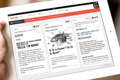 One year of journalism without subscriptions, without ads and without clickbait
