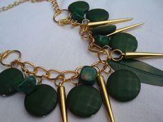 Collar verde inglés