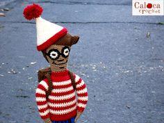 Wally patrón amigurumi. Por Caloca Crochet por CalocaCrochet, $55.00