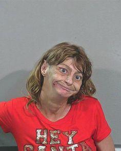 Arrested and Funny : Mugshots