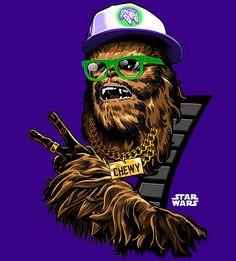 Star Wars by Alex Fuentes – Los Fokos