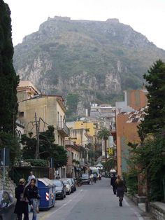 Taormina - Messina - Italia