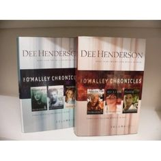 Love Dee Henderson! The O'Malley Chronicles are her best- Christian/romance/thriller fiction
