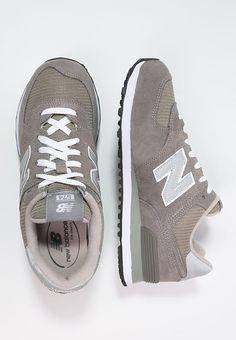 New Balance M574 - Sneakers basse - grey a € 90,00 (26/12/16) Ordina senza spese di spedizione su Zalando.it