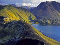 Lake Frostastadavatn, Iceland #landscape #nature #wanderlust