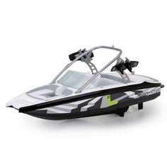 New Bright Master Craft Boat Wake Board Radio Controlled Toy - Black