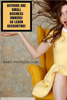 If you're an author, then you're a small business owner. Author Darcy Pattison explains how her accounting process has changed over time. Writer Tips, Book Writer, Book Authors, Make Money Writing, Writing Advice, Writing A Book, Writer Humor, Writer Quotes, Learn Accounting