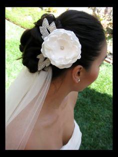 Tendências para 2011: o que será moda no penteado da noiva