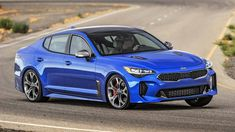 Kia Stinger GT South African Pricing