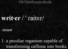 My ratio? One cup coffee -> 2 pages rough draft. One cup + 1 oz. dark chocolate -> 3 pgs and/or unexpected plot twist
