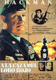 Ver película A la caza del lobo rojo online latino 1989 gratis VK completa HD…