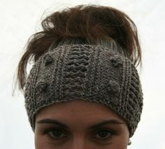 Knitting Ideas | Project On Craftsy: Lace Headband - Click for More...