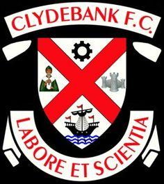 Clydebank crest. British Football, Crests, Football Team, Badges, Latina, Soccer, Club, Men, Football Squads