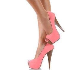 Loving coral shoes right now!