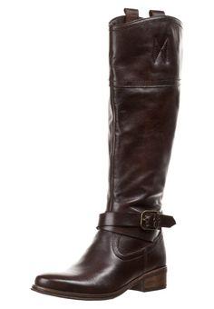 Stiefel - dark brown