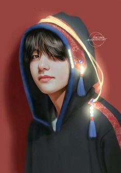 My darling kim taehyung ❤ ❤ ❤ bts boys, bts fan art Taehyung Fanart, Kim Taehyung, Namjoon, Daegu, Foto Bts, Bts Bangtan Boy, Bts Jungkook, Bts Kim, Boy Band