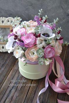 Beautiful Flower Arrangements, Floral Arrangements, Beautiful Flowers, Hanging Flowers, Paper Flowers, Bouquet Box, Corporate Flowers, Flower Boutique, Flower Packaging