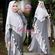 Carousell - Snap to List, Chat to Buy Muslim Dress, Hijab Dress, Casual Hijab Outfit, Abaya Fashion, Muslim Fashion, Women's Fashion Dresses, Maxi Dress Wedding, Kurti Designs Party Wear, Islamic Clothing