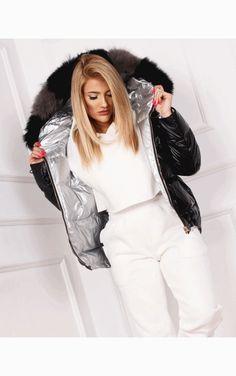 Dámské zimní bundy Winter Jackets, Fashion, Winter Coats, Moda, Winter Vest Outfits, Fashion Styles, Fashion Illustrations