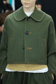 [No.14/73] tricot COMME des GARÇONS 2013~14秋冬コレクション | Fashionsnap.com