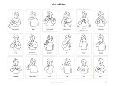 gebaren eten 1 van 4 American Sign Language, Baby Development, Eindhoven, Brain Teasers, Parenting, Education, Kids, Young Children, Brain Games