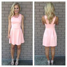 Pink Britney Dress