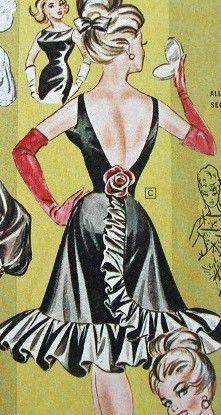 Image result for fredericks of hollywood illustrations