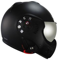 sadomillerchism:  Roof Boxer V8 Helmet - Silodrome