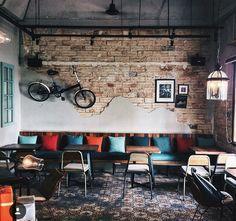 9 quán cafe nền gạch hoa cực nghệ ở Sài Gòn mà bạn nên ghé qua... chụp hình - Ảnh 27.