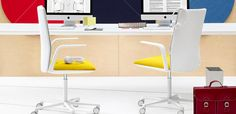 Kinesit Italian design office chair by Arper, Lievore Altherr Molina