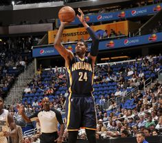 Indiana Pacers - Paul George #24