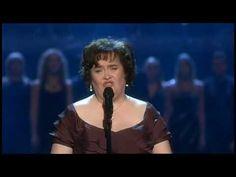 Susan Boyle...I Dreamed A Dream