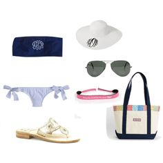 """""""Spring Break"""" by southern-prep on Polyvore"""