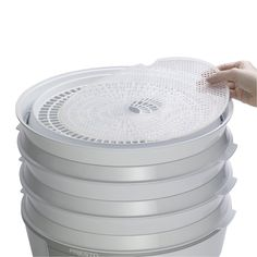 Presto 06307 Dehydro Electric Food Dehydrator Nonstick Mesh Screens * This is an Amazon Affiliate link. Read more reviews of the product by visiting the link on the image.