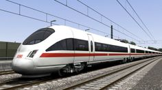 ICE 3, Siemens, Germany, 2000, max. speed 320 km.h.