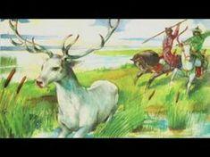 The sacred animals of ancient Hungarians Vizsla, Attila The Hun, Native American Totem, Ancient Goddesses, Water Nymphs, Animal Totems, White Horses, Green Man, Tao