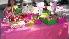 Fiesta de cumpleaños Winx para niñas soñadoras