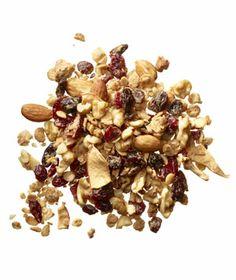 Snack idea: Bear Naked Peak Energy Cranberry Almond Trail Mix